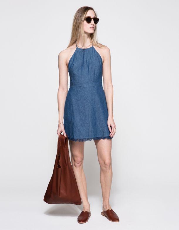 Mauna Dress