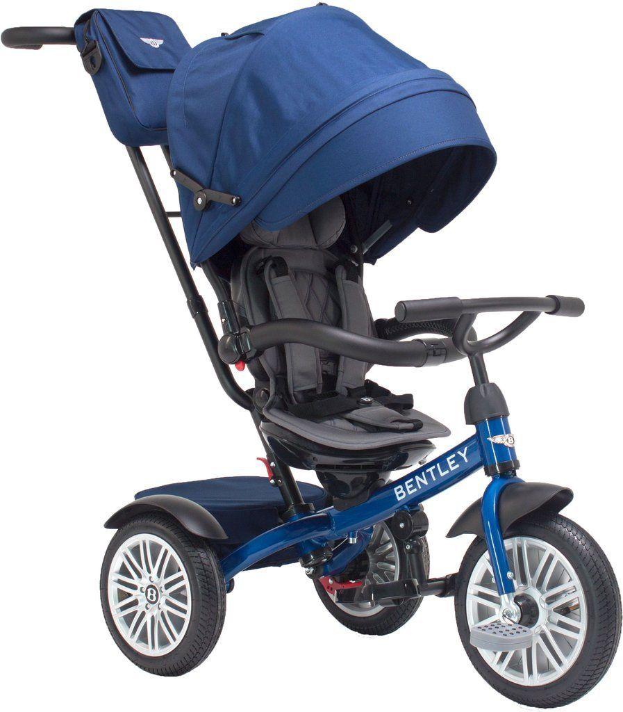 Bentley 6in1 Baby StrollerKids Trike (Sequin Blue