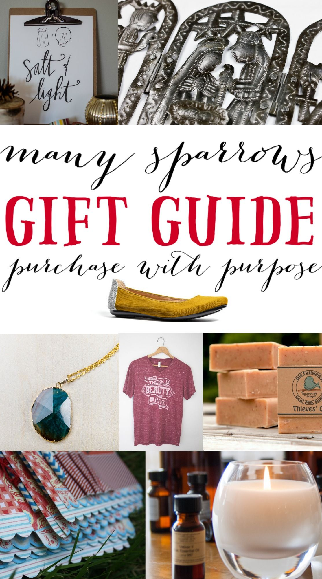 2014 Gift Guide Purchase with Purpose & Give Gifts That Matter: What ...