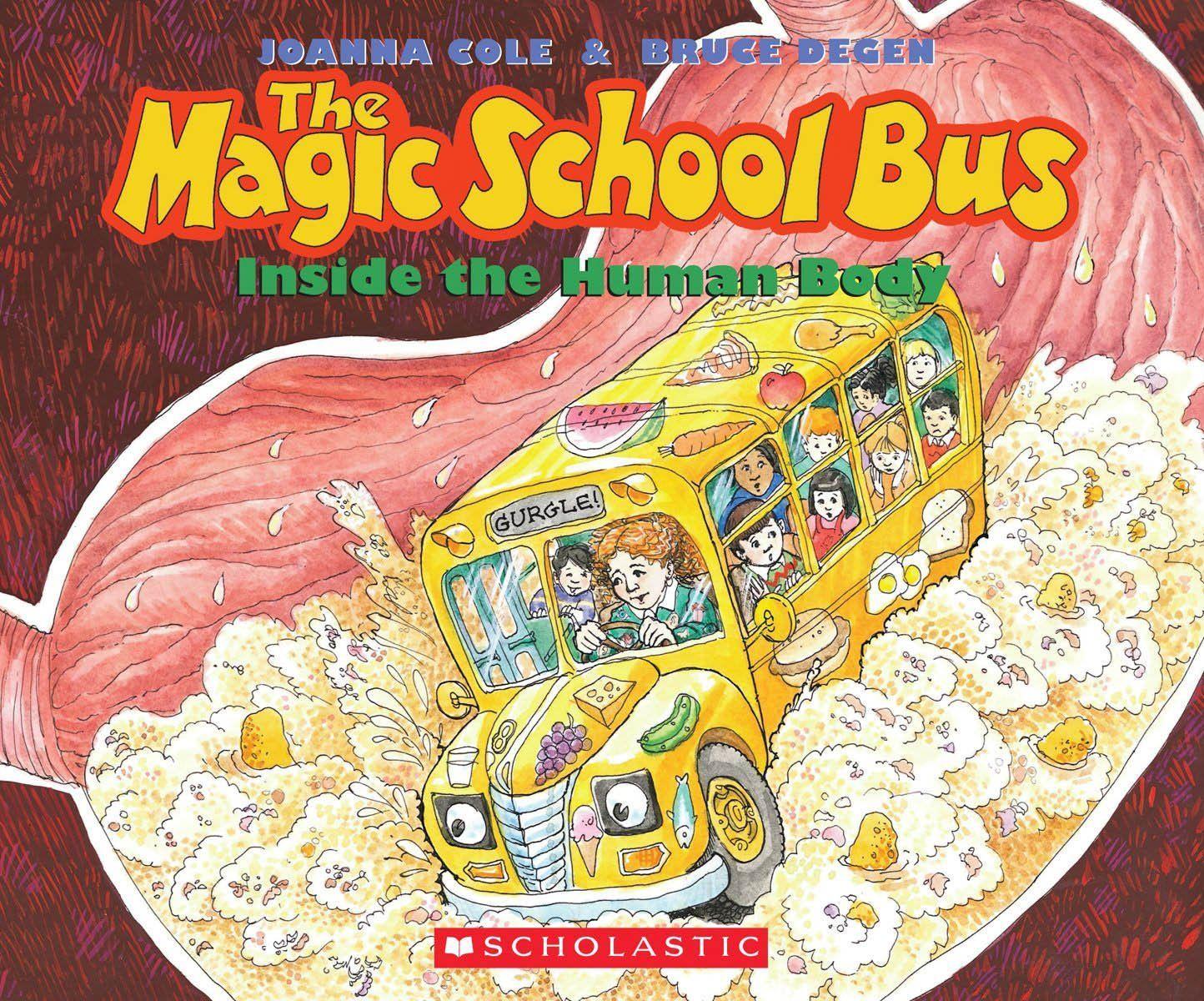 The Magic School Bus Inside The Human Body The Magic