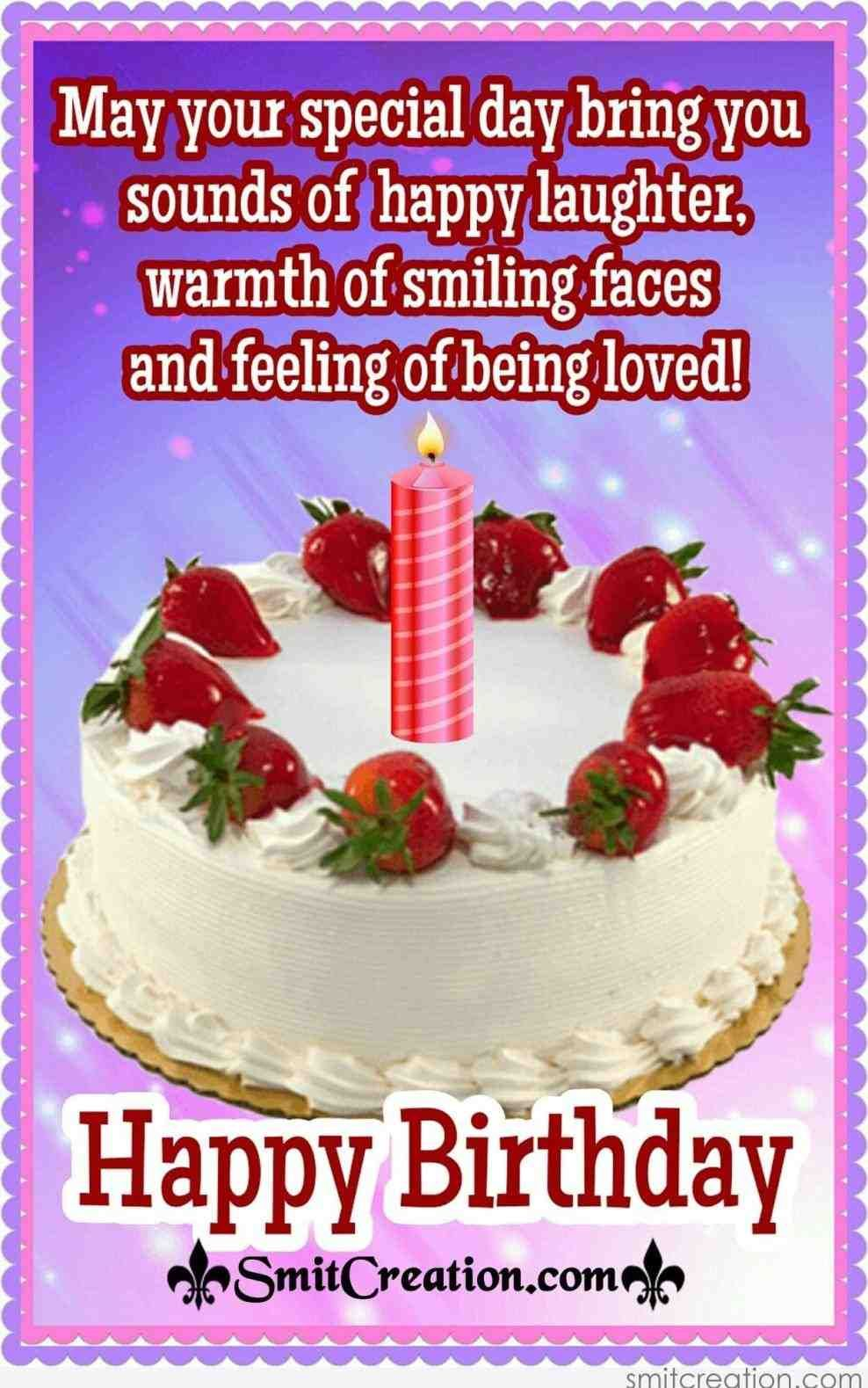 Swell Attractive Happy Birthday Wishes For Facebook Red Hd Happy Personalised Birthday Cards Paralily Jamesorg