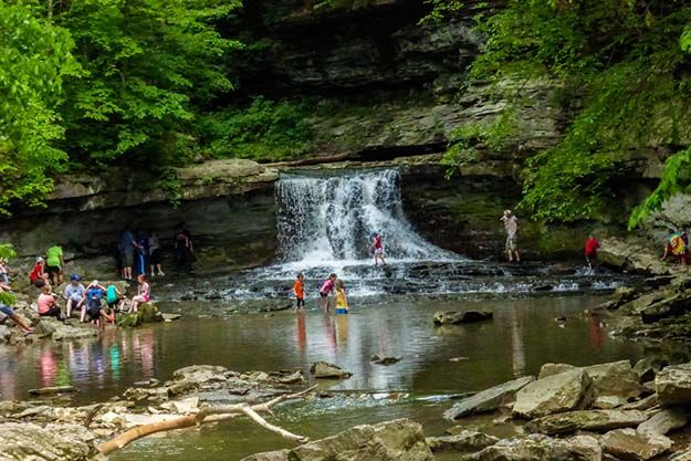 Best Campgrounds In Indiana Weekend TripsCamping IdeasState