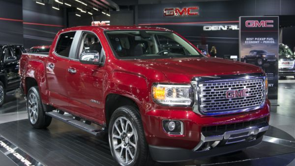 2017 Gmc Canyon Denali Diesel Price Design Gmc Canyon Gmc Trucks