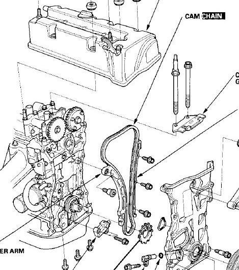 review terbaru: K20a Engine Schematics