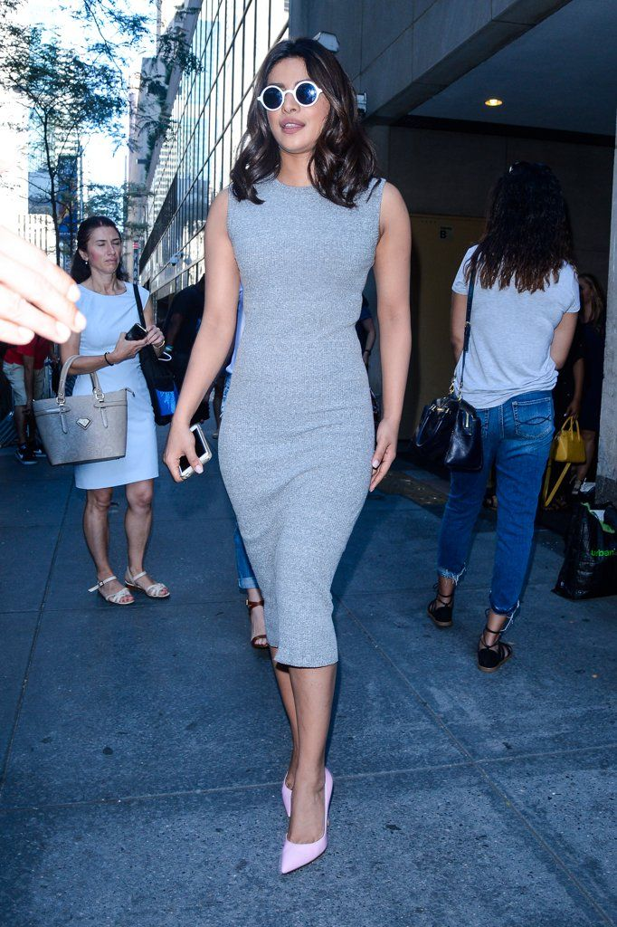 Priyanka Chopra is your new style icon