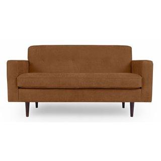 Surprising Kardiel Eleanor Midcentury Modern 60 Sofa Full Grain Ncnpc Chair Design For Home Ncnpcorg