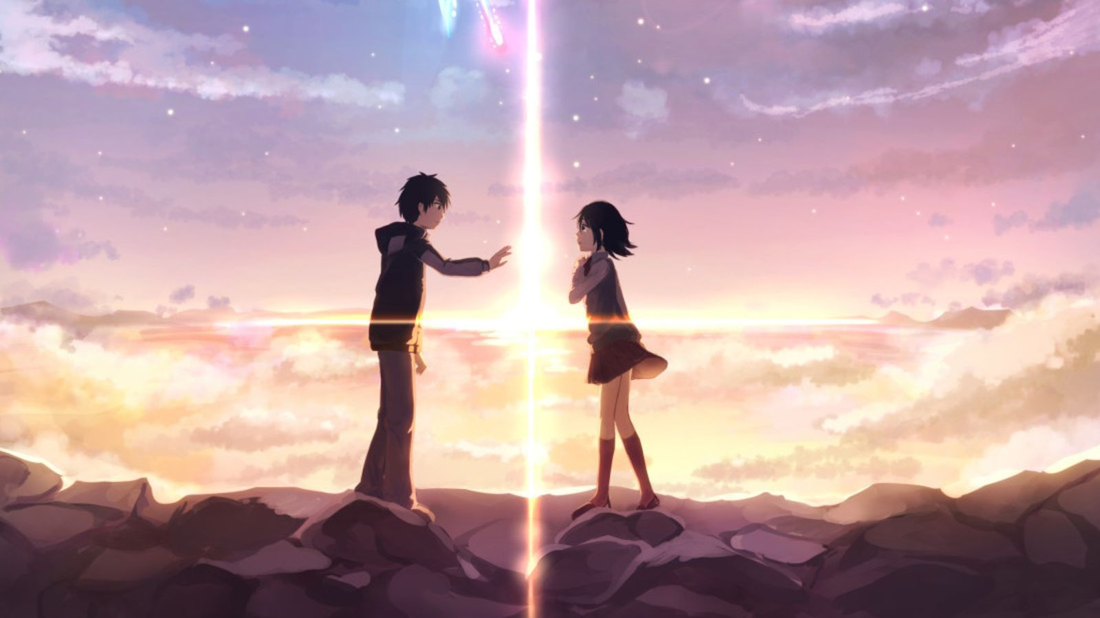 The Your Name Remake Will Be Americanized, According to Its Screenwriter