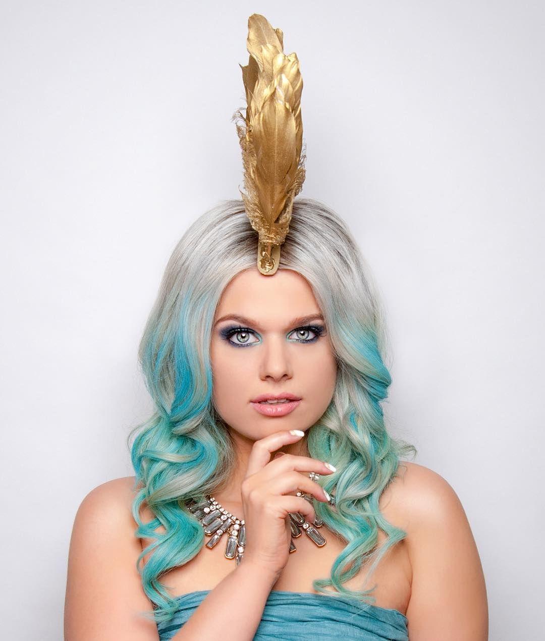 30 Mesmerizing Mermaid Hair Color Ideas — Real Life Fantasy