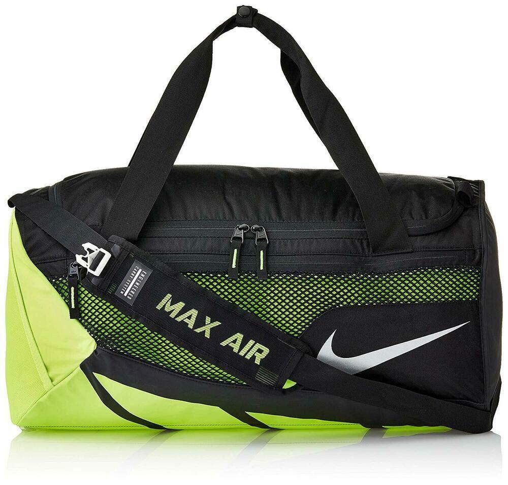 17d4d6d778 NIKE Brasilia Duffel Bag Size 40 Litre Black Training Gym Yoga #Nike  #DuffleGymBag | Wanna 2 in 2019 | Nike bags, Bags, Gym Bag