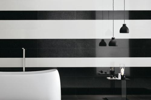 Piastrelle bagno bianco e nero perfect bagno bianco e nero