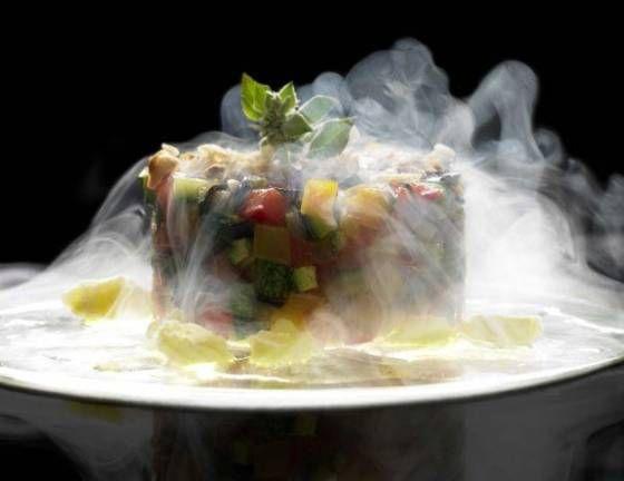 Kuchnia Molekularna Lebensmittel Essen Rezepte Amuse Bouche Rezepte