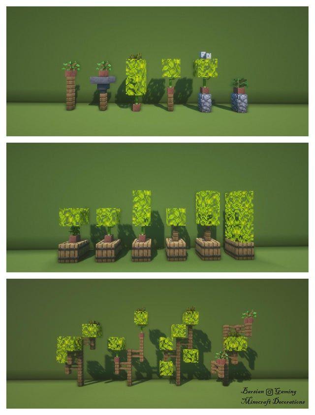 Interior Plants Variety (3D+ Default Texture Pack