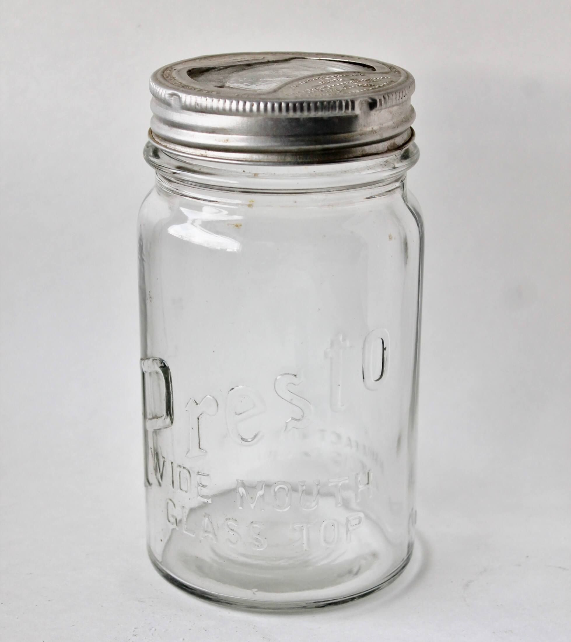 Antique Vintage Canning Jar Price Guide With Images Canning