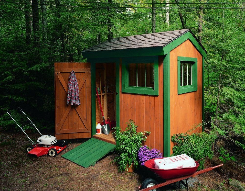 Shed DIY Garden Shed Instructable Now