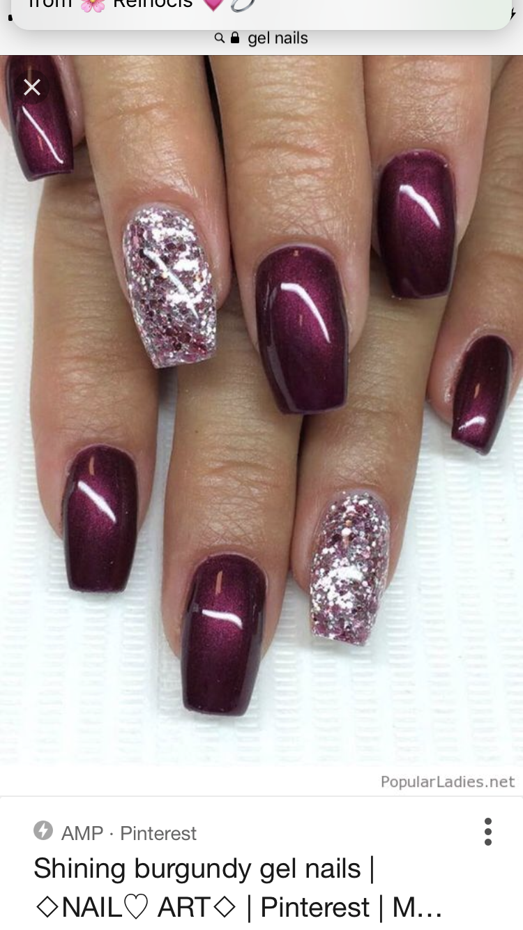 Pin by Sabine Korzenevska on Nails | Pinterest | Makeup, Nail nail ...