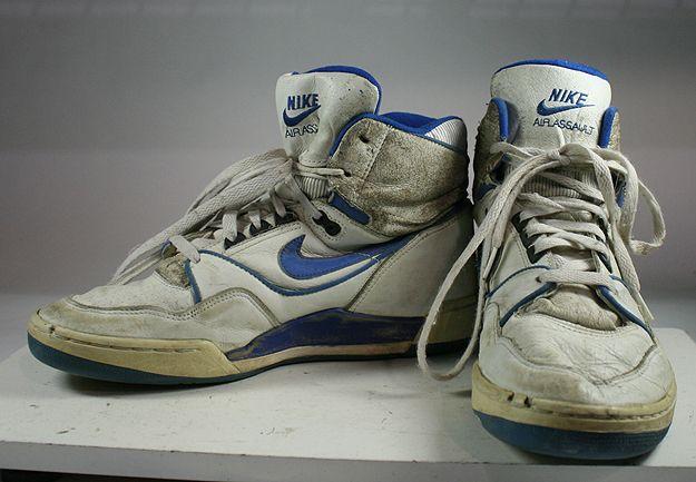 Vintage nike, High top shoes, Vintage shoes