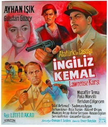 ingiliz kemal film afişi ile ilgili görsel sonucu
