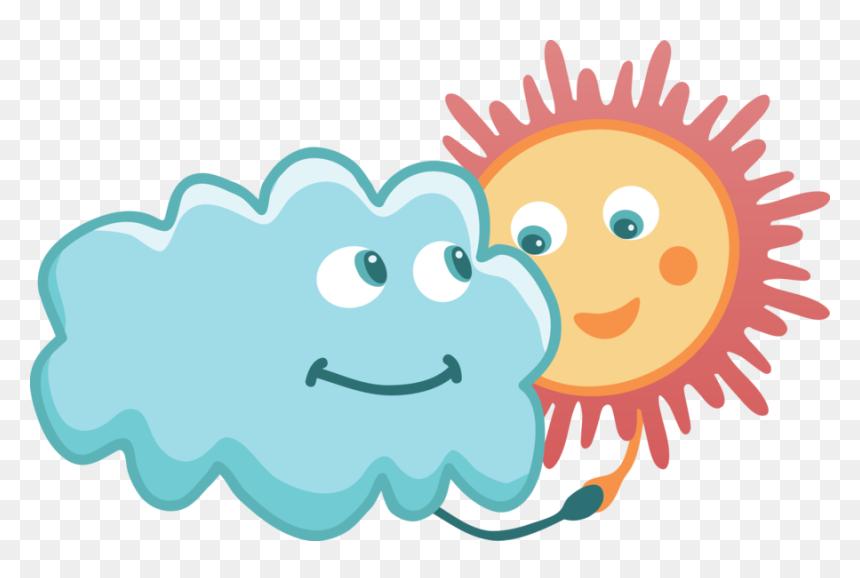 Sol Y Nubes Dibujo Hd Png Download Nuves Png Sol Y Nubes Nubes Png