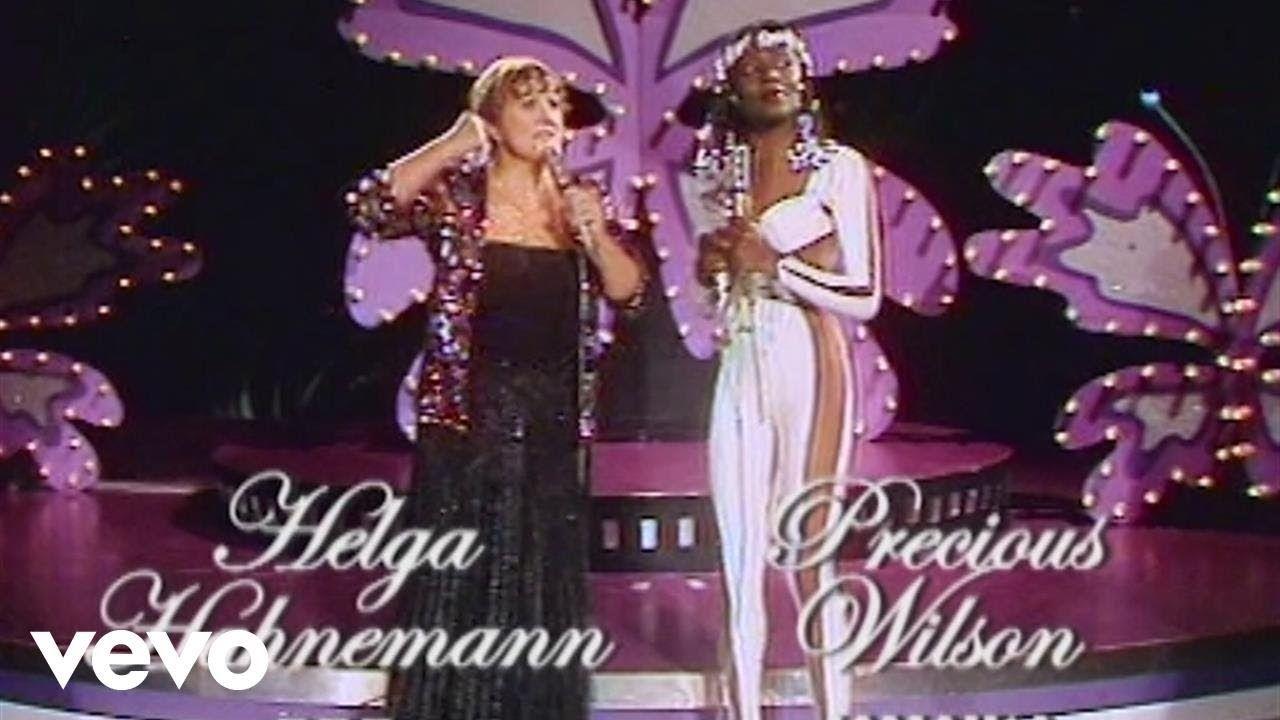 Precious Wilson, Helga Hahnemann - Cry To Me (Ein Kessel Buntes ...