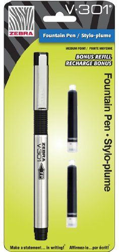 Zebra Pen StylusPen Retractable Low Viscosity 1.0mm Black Ink, Ocean Barrel  1-Pack