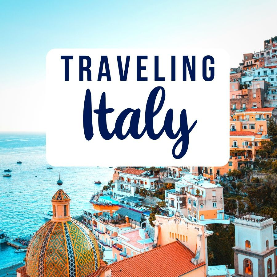 Find out everything you need to know about Italy here. Follow me on Pinterest for useful travel guides. #travelblogger #digitalnomad
