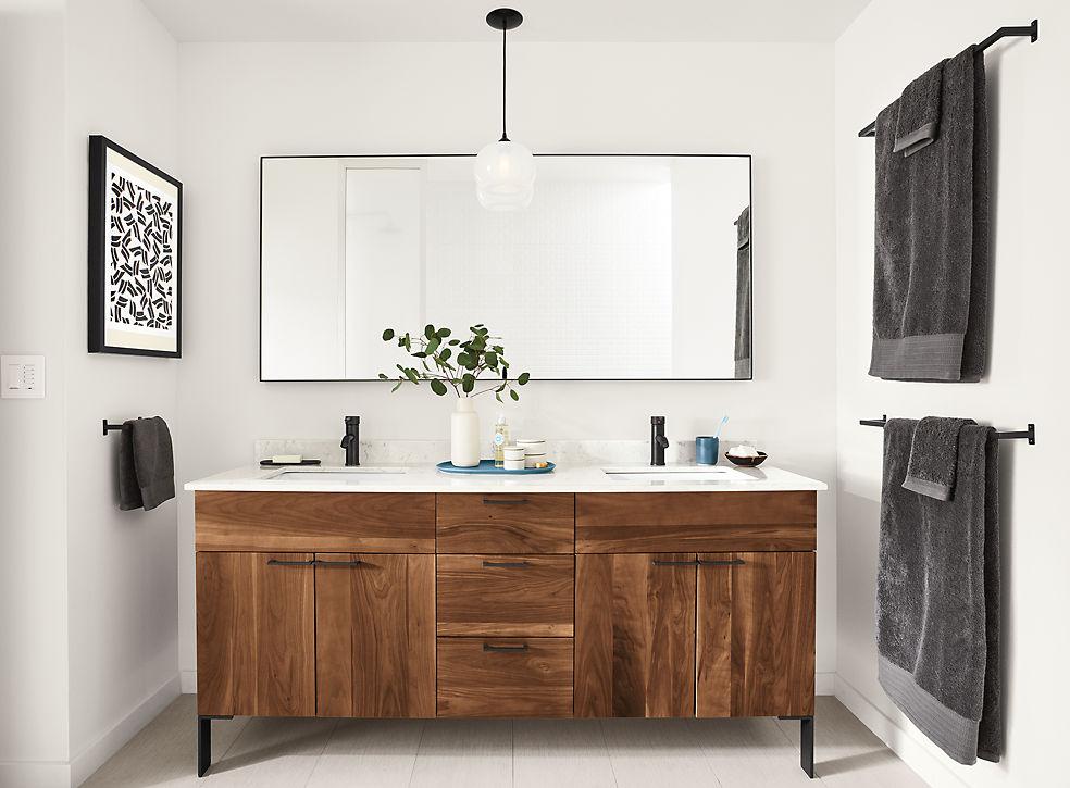 Modern Bath Furniture Room