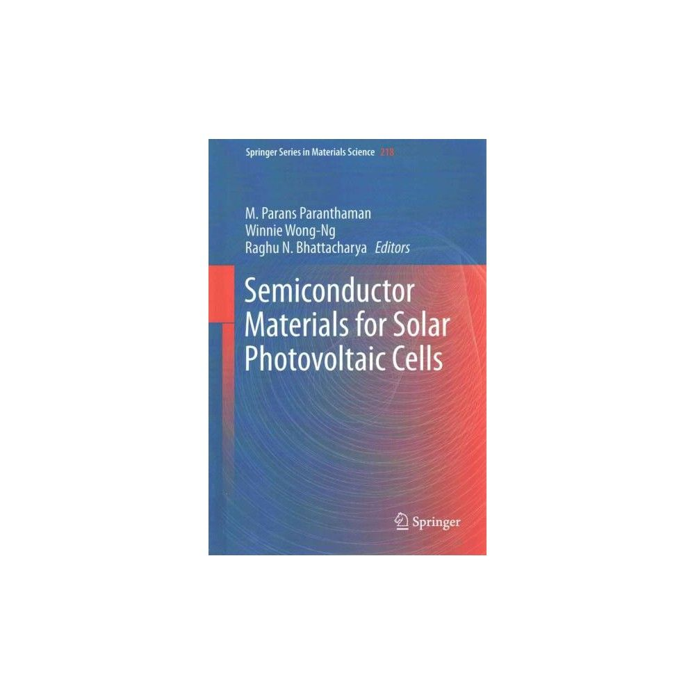 Semiconductor Materials for Solar Photov ( Springer in Materials Science) (Hardcover)
