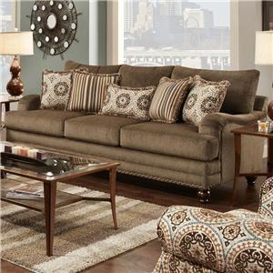 Fusion Furniture Trenton Sofa