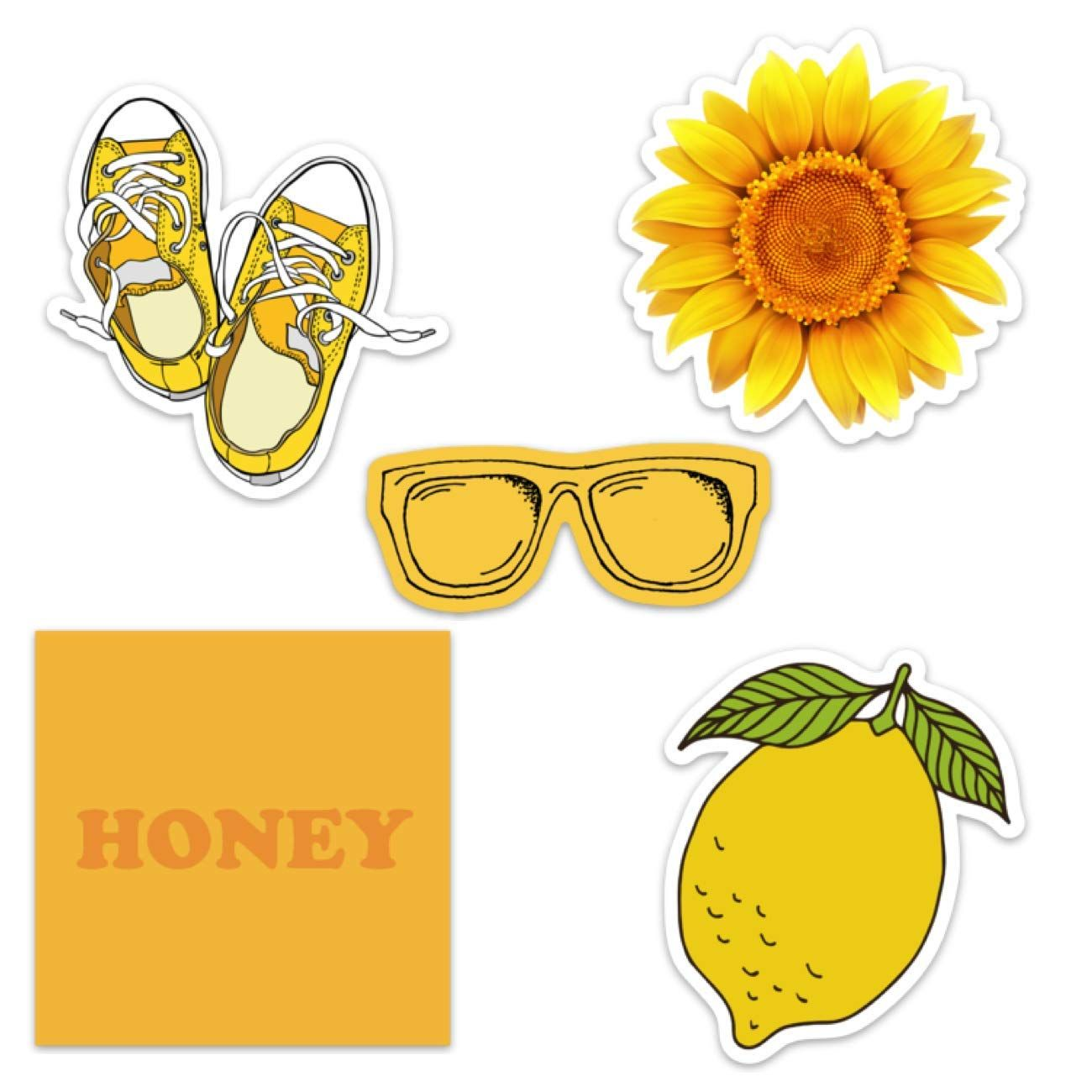 Cute Yellow Aesthetic Pictures