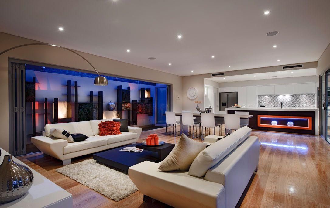 Resultado de imagen para casas modernas por dentro decoracion cocina ...