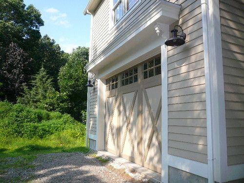 Small Roof Over Garage Door Garage Doors Outdoor Porch Small Porches