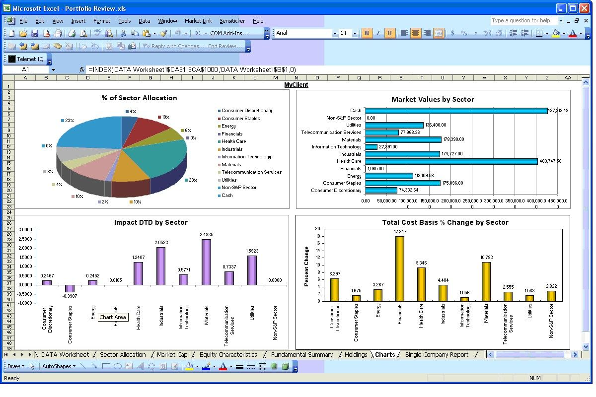 sales report excel template