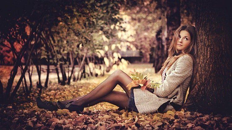Осенняясессия в парке идеи 58