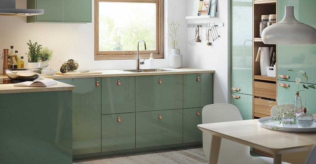 Inspiration für deine Kücheneinrichtung   Kitchen decor, Home, Vanity