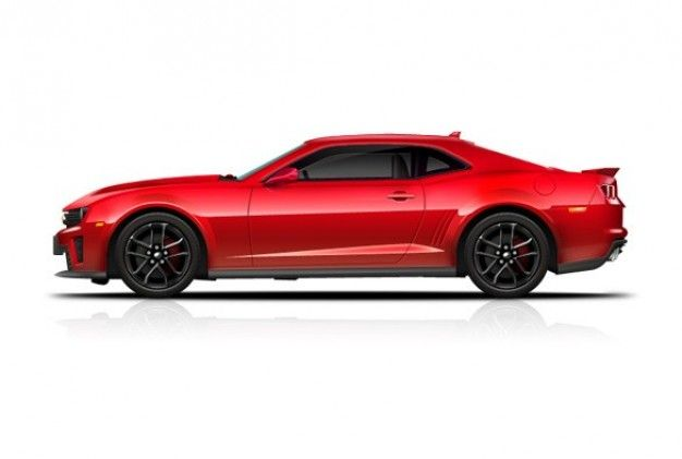 Freepik Graphic Resources For Everyone Red Camaro Car Camaro