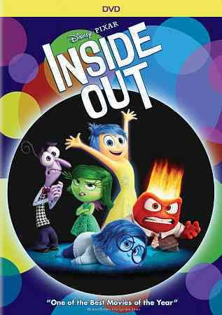 Emotions run wild in the mind of a little girl who is uprooted from her peaceful life in the Midwest and forced to move to San Francisco in this Pixar adventure from director Pete Docter (UP, MONSTERS INC.). Young Riley was perfectly content with her l...  http://www.overstock.com/10413800/product.html?CID=245307