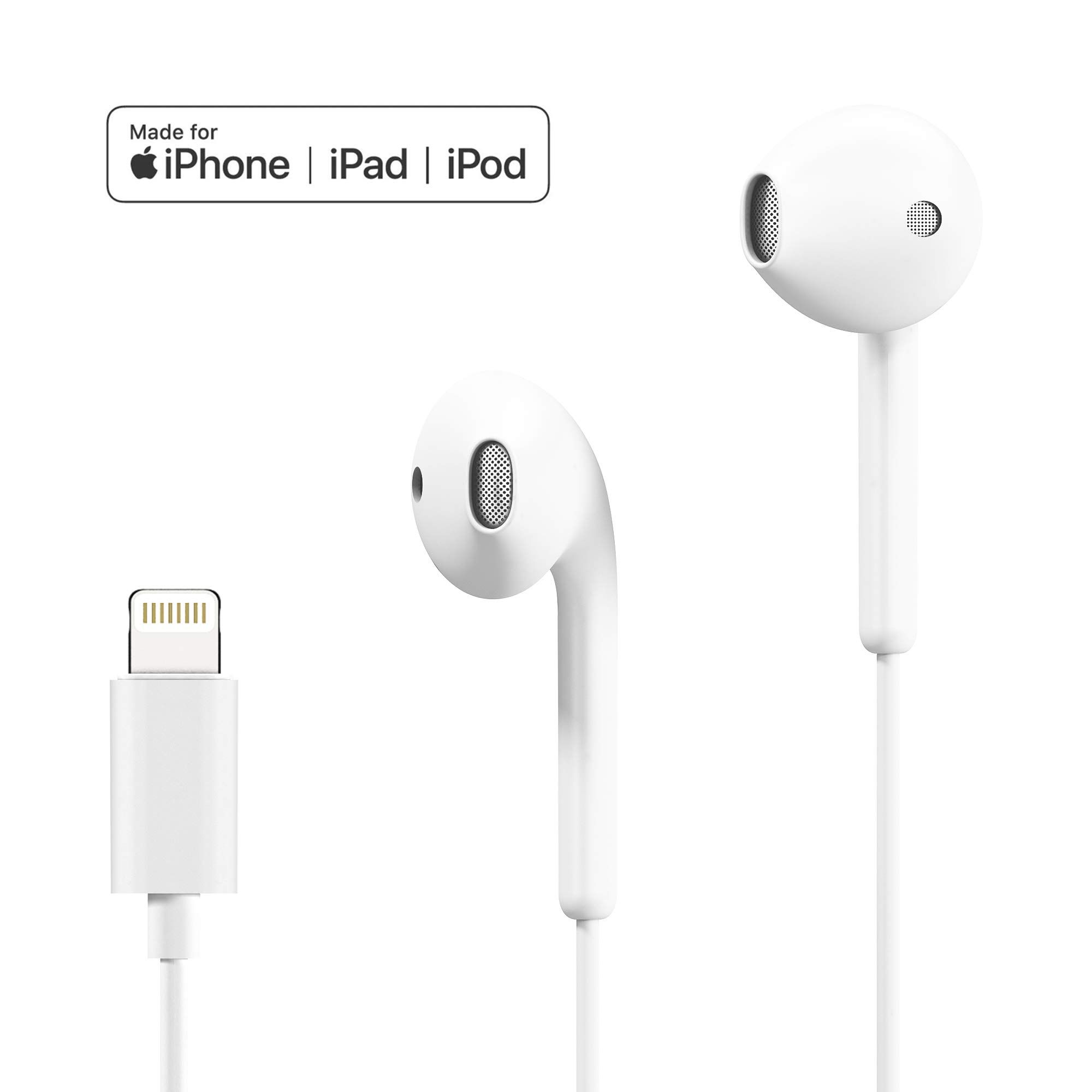 Retail Pack New In Earphones with Lightning connector for iPhone X XS XI
