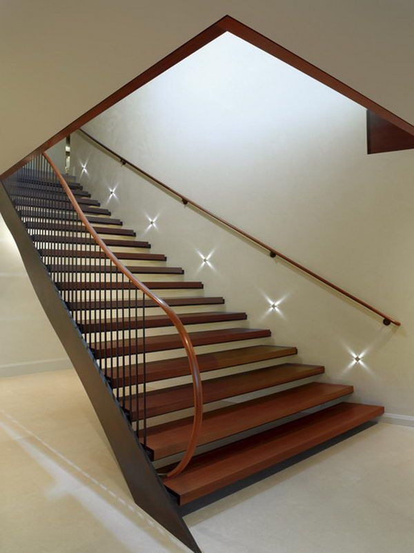 amazing Cool Basement Lighting Ideas Part - 9: 20 Cool Basement Lighting Ideas | Basement Stairs Storage | Pinterest |  Basement stairs, Basement and Stairs