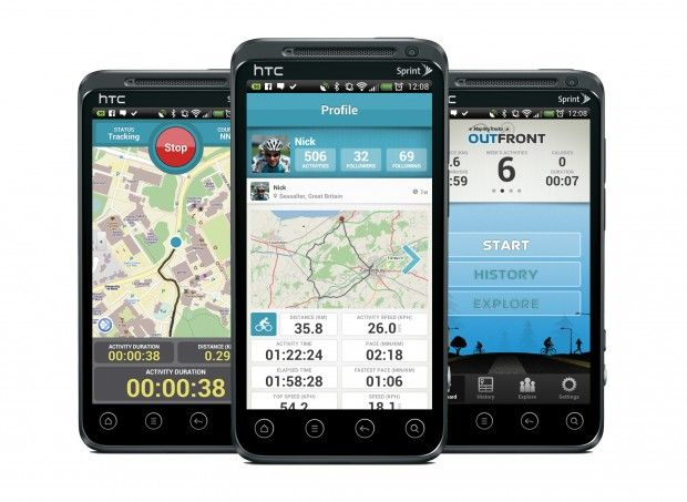 Top iPhone and Android apps for Cycling Android apps