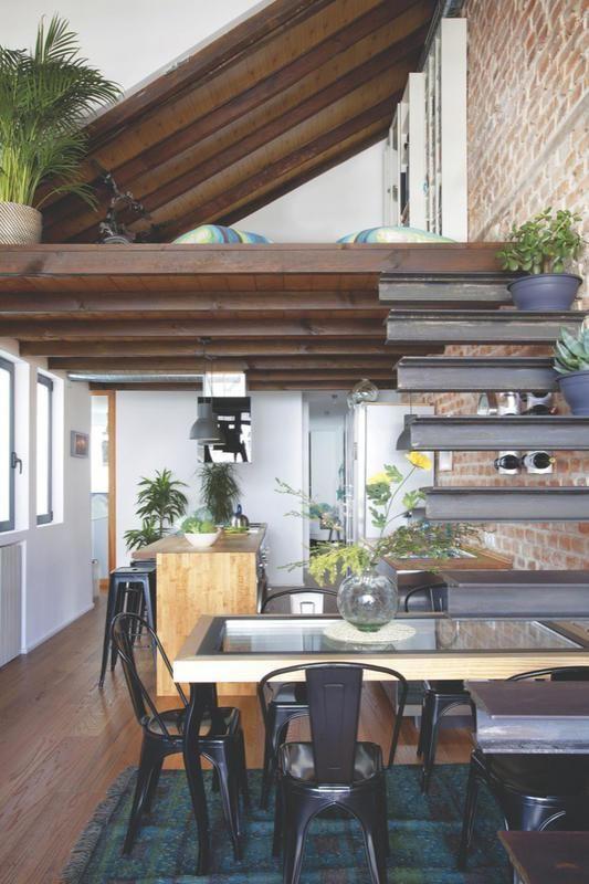 mezzanine-design-diogo-fernandes | Idées cuisine | Pinterest | Mezzanine