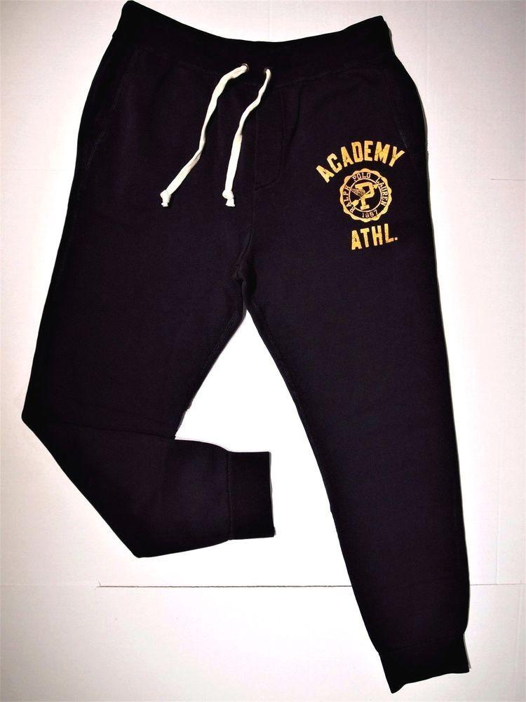 Polo Ralph Lauren Mens Fleece Joggers Sweatpants