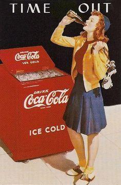 1000+ images about Ads - Coca-Cola on Pinterest | Coca Cola, Coke ...