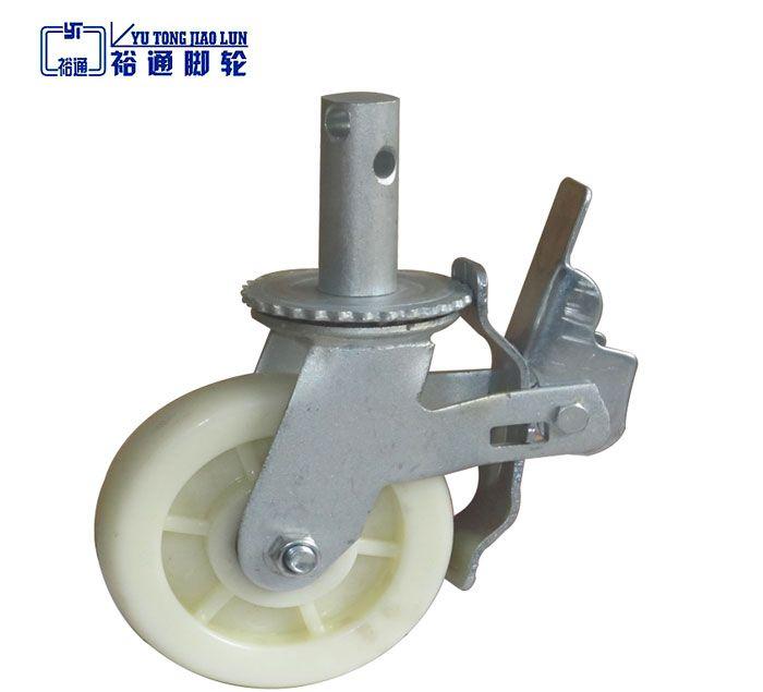 Tpu Scaffolding Caster Scaffolding Wheels Scaffolding Industrial Caster Wheels