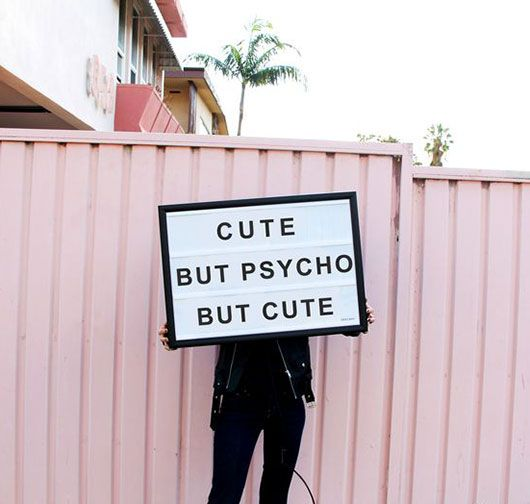 i think it's a sign. | sfgirlbybay