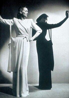 1940s Formal Dresses- Prom Dresses- Cocktail Dresses History ...