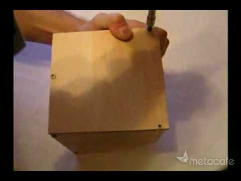 how to make a projector