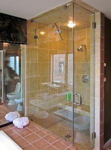 Frameless Shower Door 90 Degree Shower Door Frameless Shower
