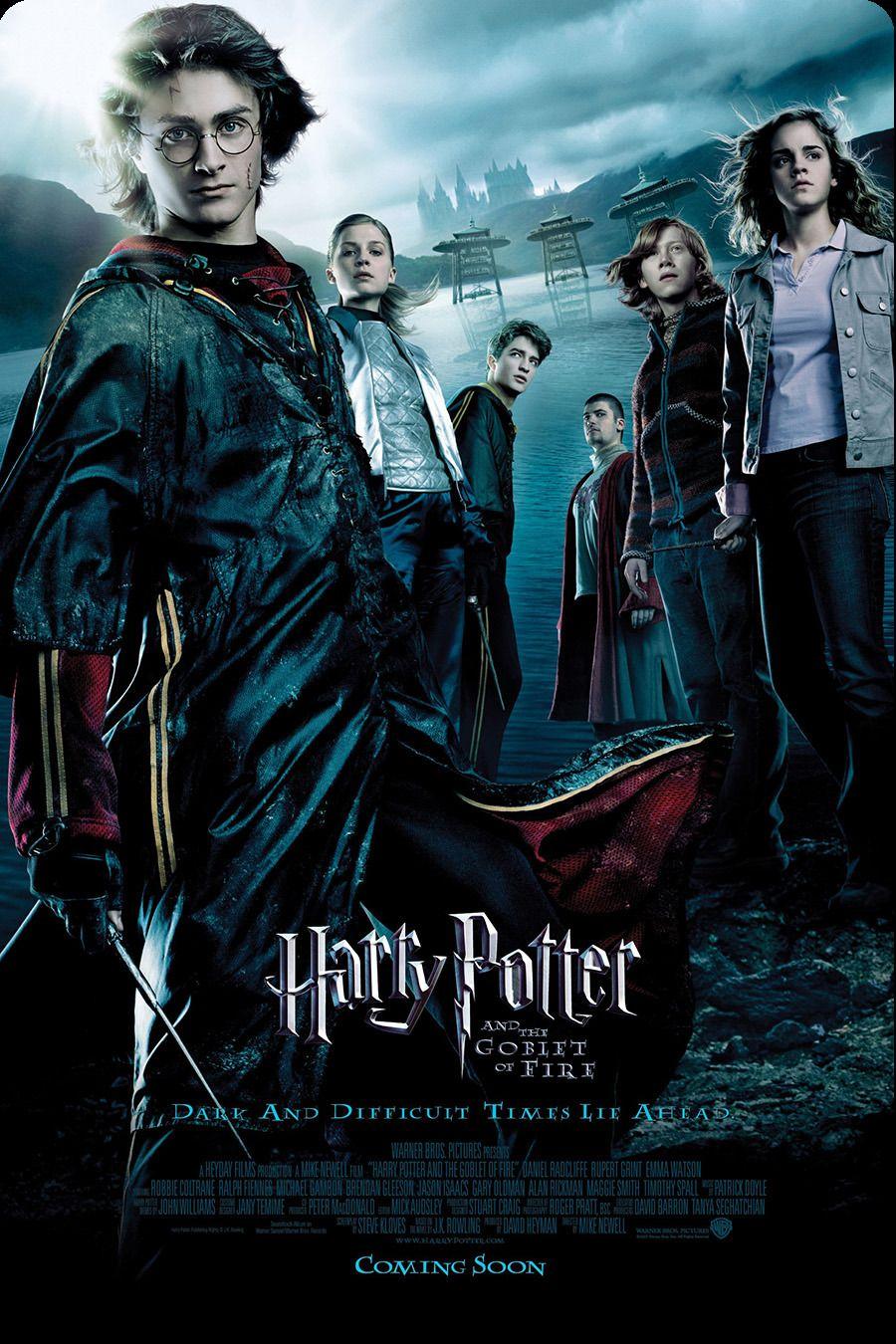 399 Harry Potter Goblet Of Fire Movie Poster Fridge Magnet 35