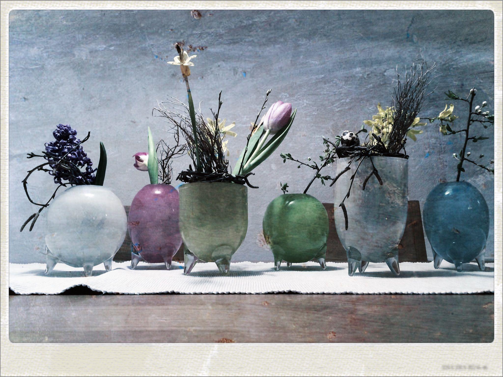new dutz collection tiny group vases in 2018 pinterest glas blumen und kreativ. Black Bedroom Furniture Sets. Home Design Ideas