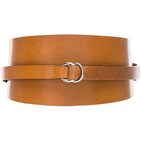 Tan Cajou Wide Belt Isabel Marant 4p34cbZ